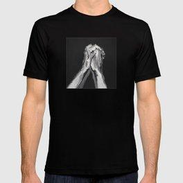 Abstract Prayer by Robert S. Lee T-shirt