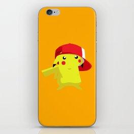 PIKASWAG iPhone Skin