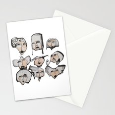 The Grey Ladies Stationery Cards
