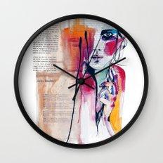 Sense V Wall Clock