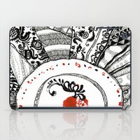 ukraine iPad Cases featuring Mood of Ukraine by rusanovska