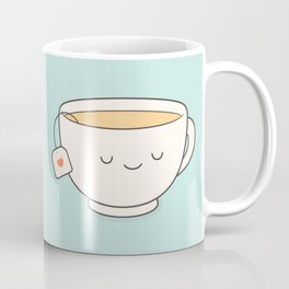 Teacup Coffee Mug
