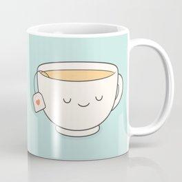 Teacup Coffee Mug