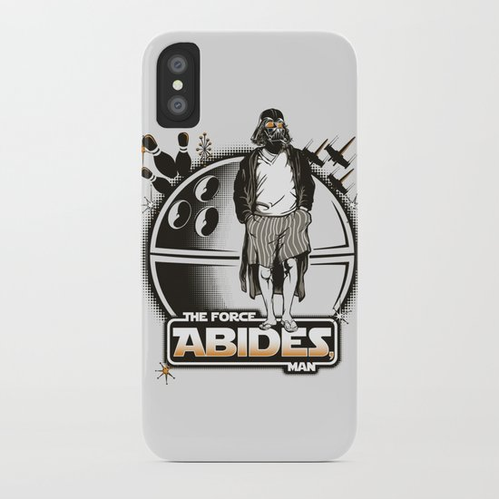 The Force Abides iPhone Case