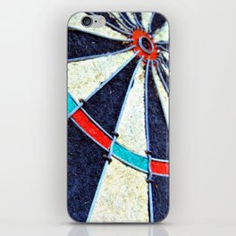 Dartboard iPhone Skin