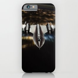 SR-71 Blackbird iPhone Case