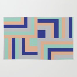 Four Squared Rug