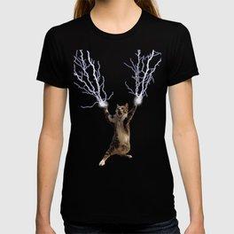 Lightning Cat T-shirt