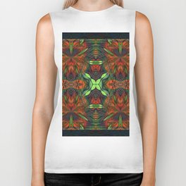 Bad A$$ Stained Glass Biker Tank