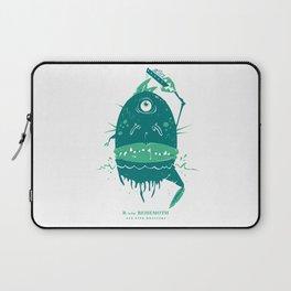 B is for Behemoth Laptop Sleeve