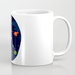 Overworld: Space Coffee Mug