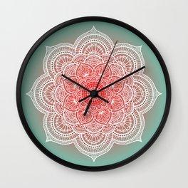 Mandala Lorana  Tender Wall Clock