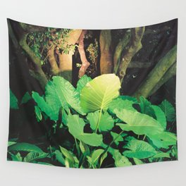 In the Park I Wall Tapestry