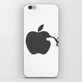 making of Apple iPhone Skin