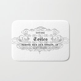 French Toiles  Bath Mat