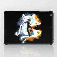 legend of korra iPad Cases featuring THE LEGEND OF KORRA by Beka