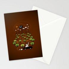 Never Trust a Bear Stationery Cards