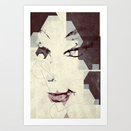 Caelum Art Print