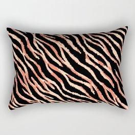 Tiger skin/fur texture Rectangular Pillow