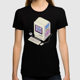 Cafe Terminal by MuffinLord T-shirt