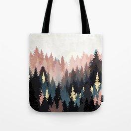 Spring Forest Light Tote Bag