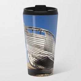Beached Boat Travel Mug
