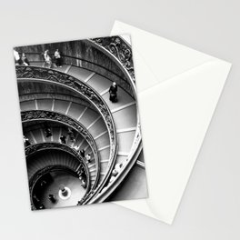 Vatican Stairway Stationery Cards