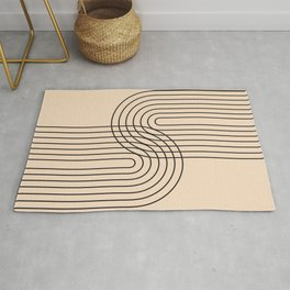 Abstraction_LINE_CONNECT_POP_ART_008K Rug