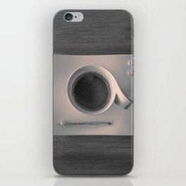 Modern Breakfast iPhone Skin