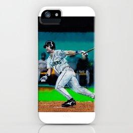 Edgar Martinez-The Double iPhone Case