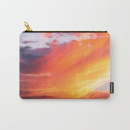 Alternate Sunset Dimensions Carry-All Pouch
