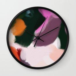 Mini Palette No.11 Wall Clock