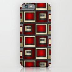 Dark Romance Geometric iPhone 6s Slim Case