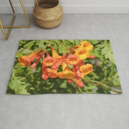 Natural Brass Blowing in the Breeze Rug