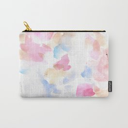 170322 Soft Pastel Watercolour 14 Carry-All Pouch