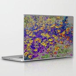 Pushing Up Daises Laptop & iPad Skin