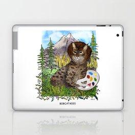 Bobcat Ross Laptop & iPad Skin