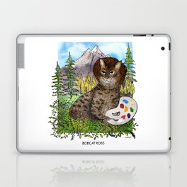 Bobcat Ross Laptop & iPad Skin