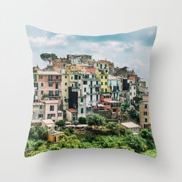 """Travel photography print """"North Italy"""" photo art made in Italy. Art Print Throw Pillow"""