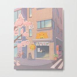 Daisy Mae's Tokyo store Metal Print