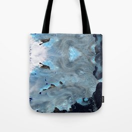 Our only state is flux Tote Bag