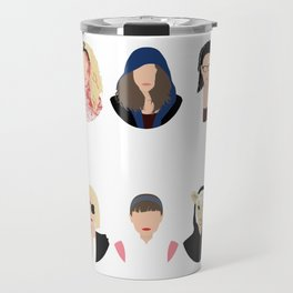 Orphan Black - Clone Club V2 Travel Mug