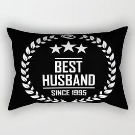 best husband since Rectangular Pillow
