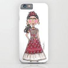 Little Frida Kahlo Slim Case iPhone 6s