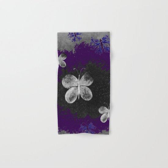 Fluttering Butterflies Hand & Bath Towel