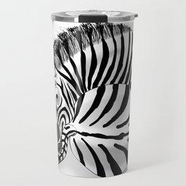 Zebra / Cebra Travel Mug