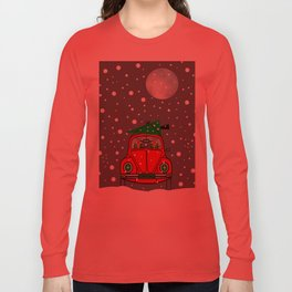 Santa Lane Long Sleeve T-shirt
