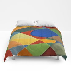 Abstract #329 Comforters