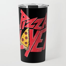 Pizza Slayer Travel Mug