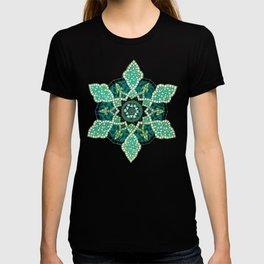 Peacocks Mosaic T-shirt